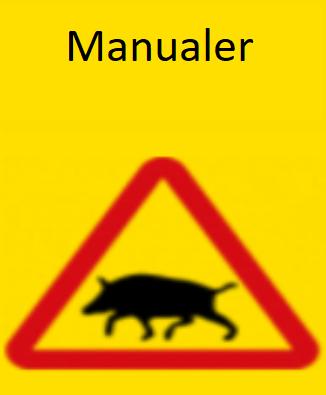 Manualer