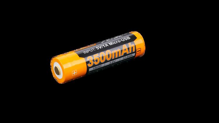 Fenix 18650 USB 3500