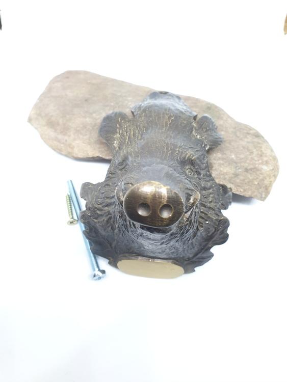 Vildsvinshuvud
