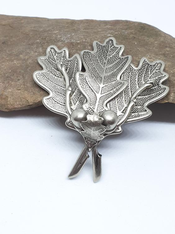 Silverlöv ekollon