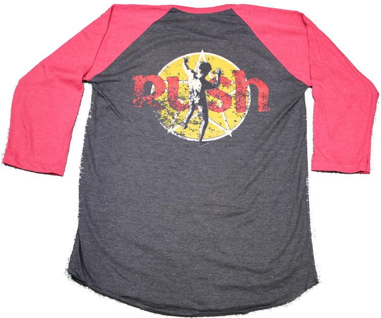 Rush 2112 baseballshirt