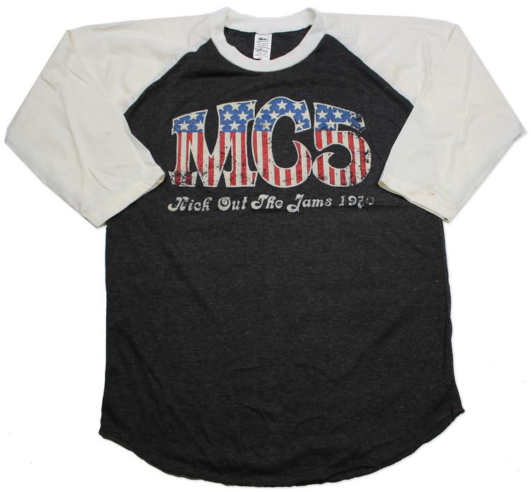 Mc 5 baseballshirt