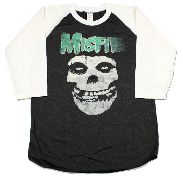 Misfits baseballshirt