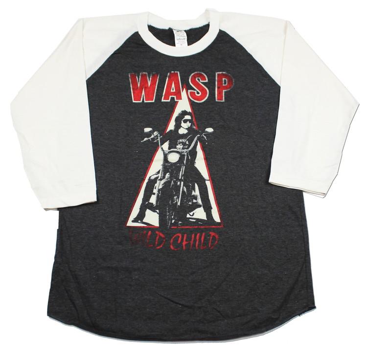 Wasp Wild child baseballshirt