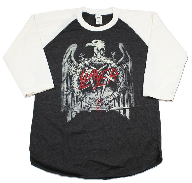 Slayer Reign in blood baseballshirt