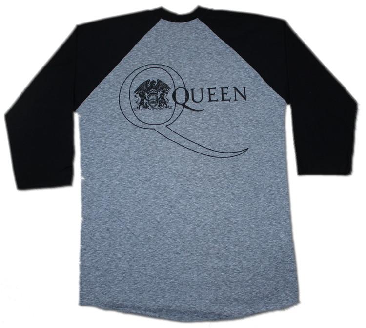 Queen baseballshirt