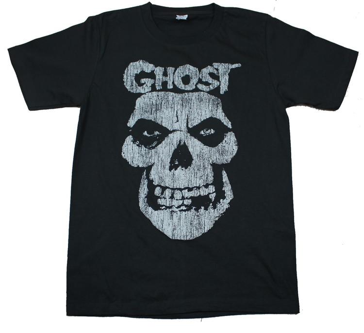 Ghost Skull T-shirt
