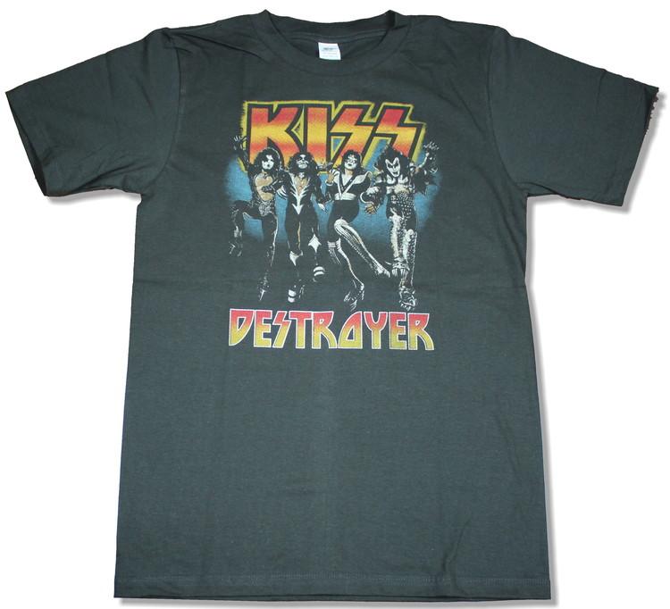 Kiss destroyer T-shirt