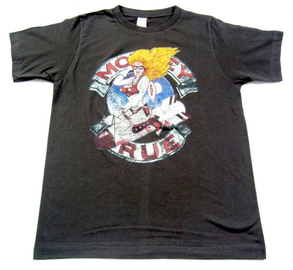 Mötley crue Girls Girls Girls T-shirt