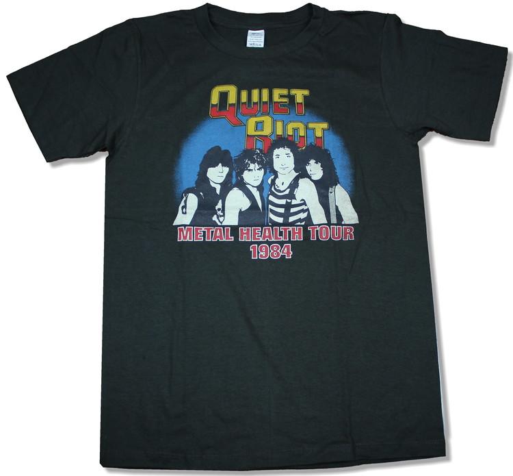 Quiet riot T-shirt
