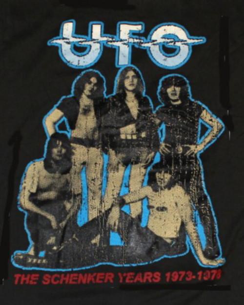 UFO The Schenker years T-shirt