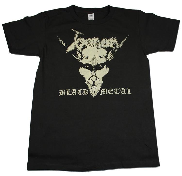 Venom Black metal T-shirt