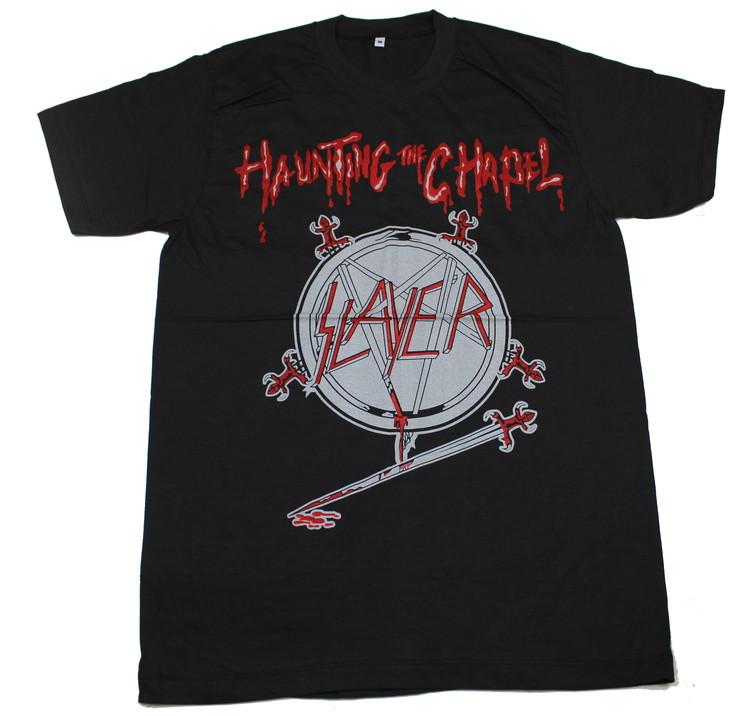 Slayer Hunting the chapel T-shirt