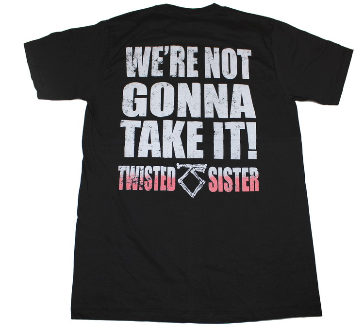 Twisted sister T-shirt