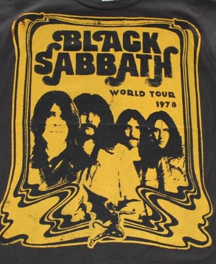 Black sabbath 1978 Tanktop