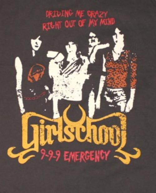 Girlschool Tanktop