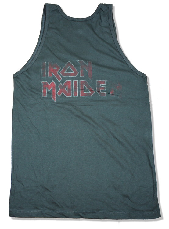 Iron maiden number of the beast Tanktop