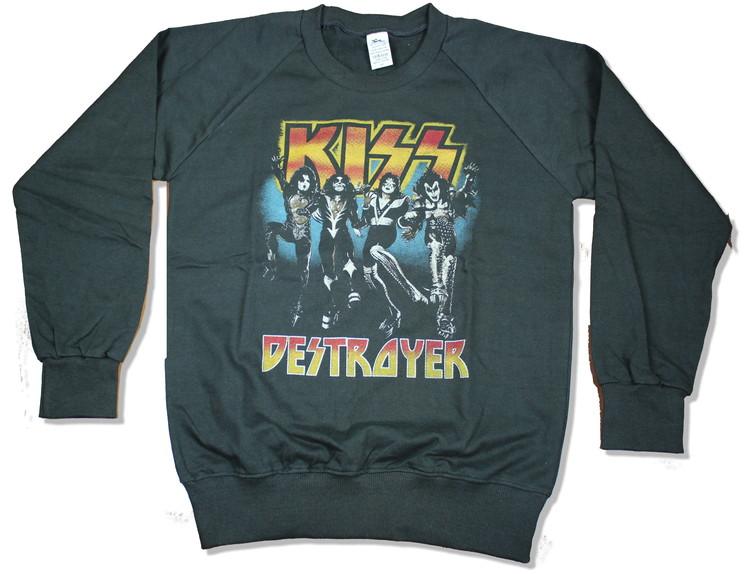Kiss destroyer Sweatshirt