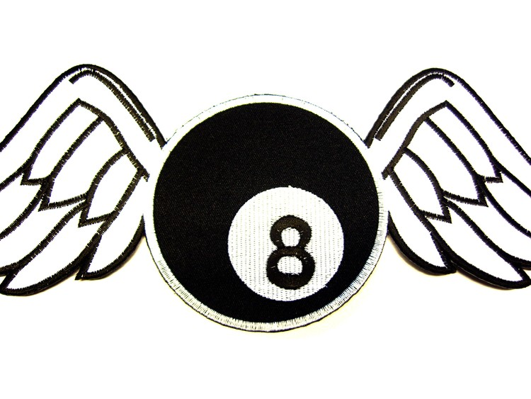 Eight ball/Wings XL