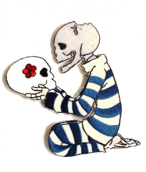 Hamlet skull
