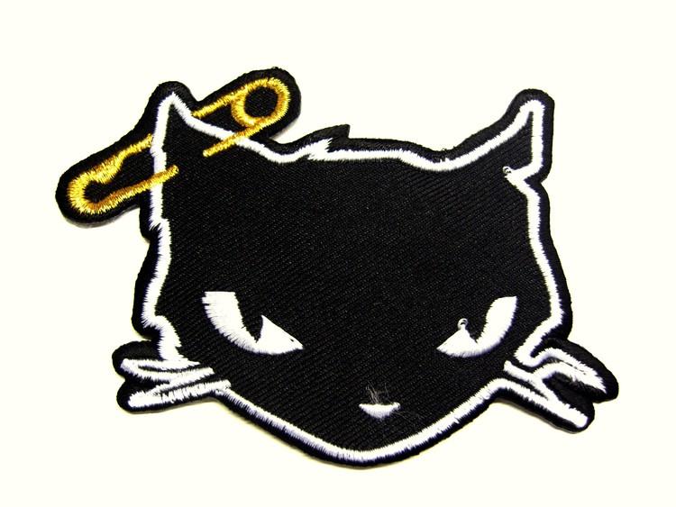 Punk cat Vit