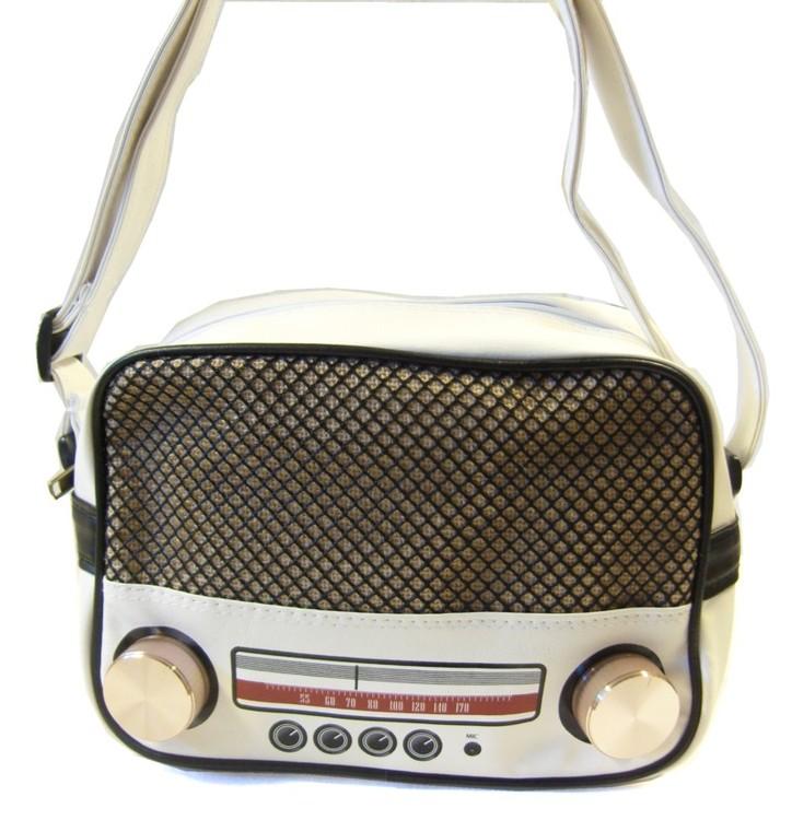 Vintage radio liten