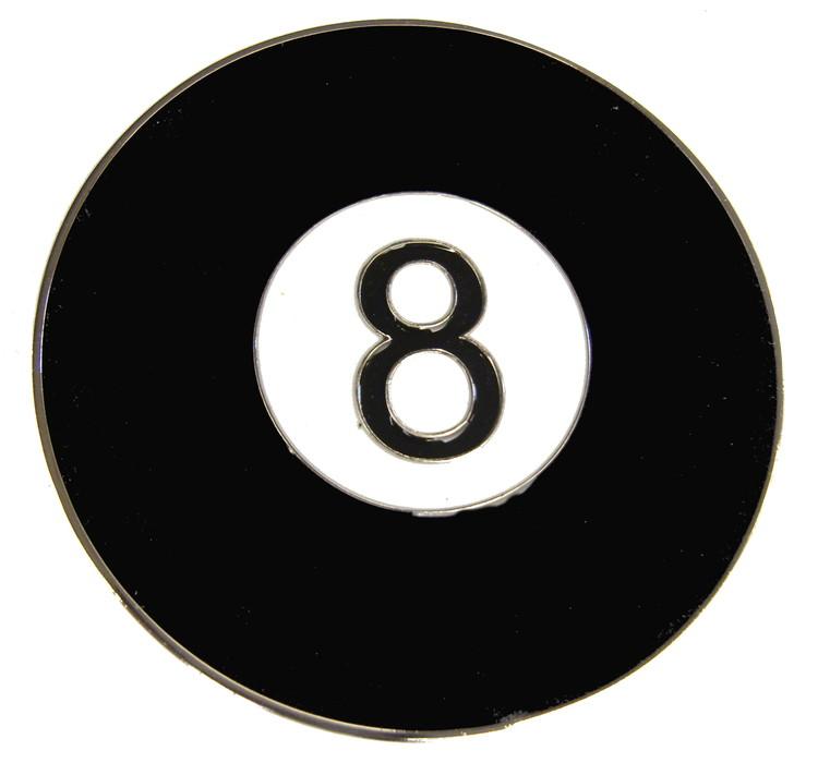 Eight ball bälte