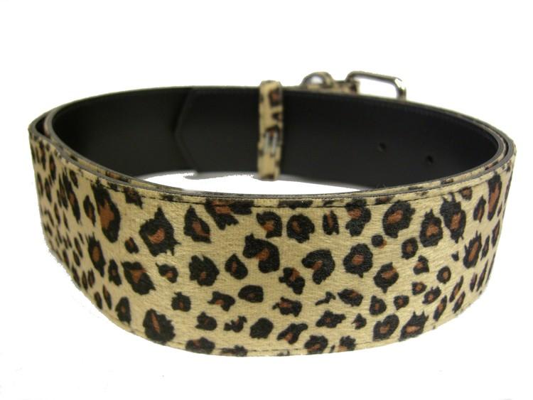 Bälte leopard natur
