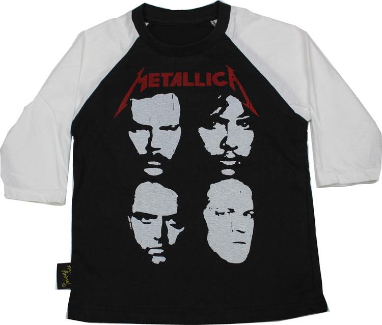 Metallica barn Baseball