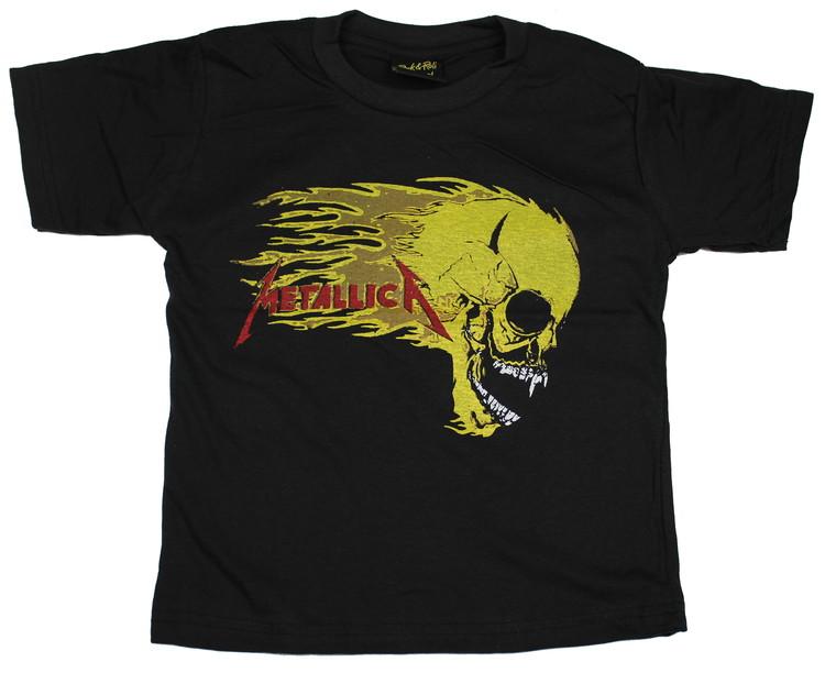 Metallica Skull vintage barn t-shirt