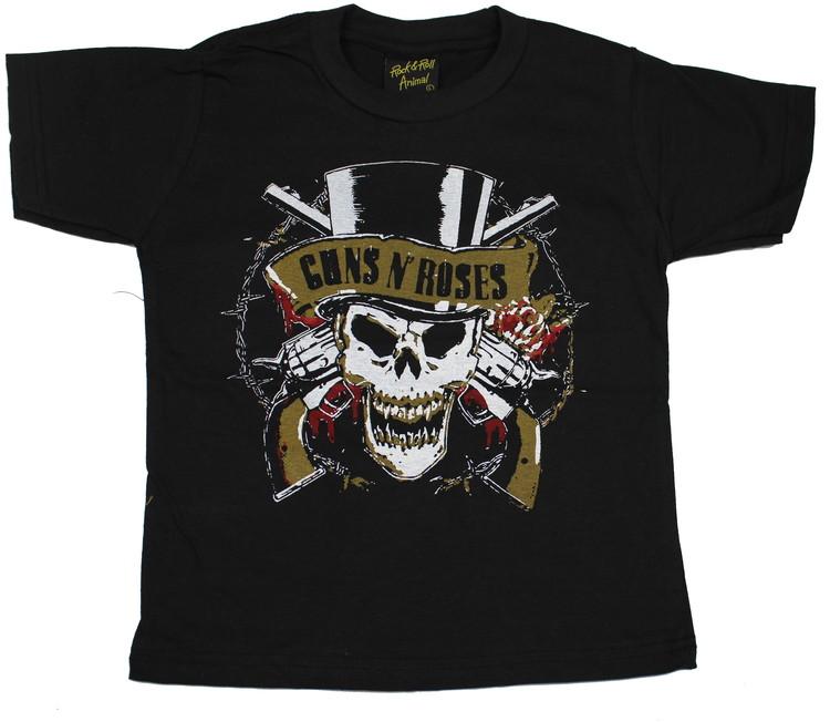 Guns n roses vintage Barn t-shirt