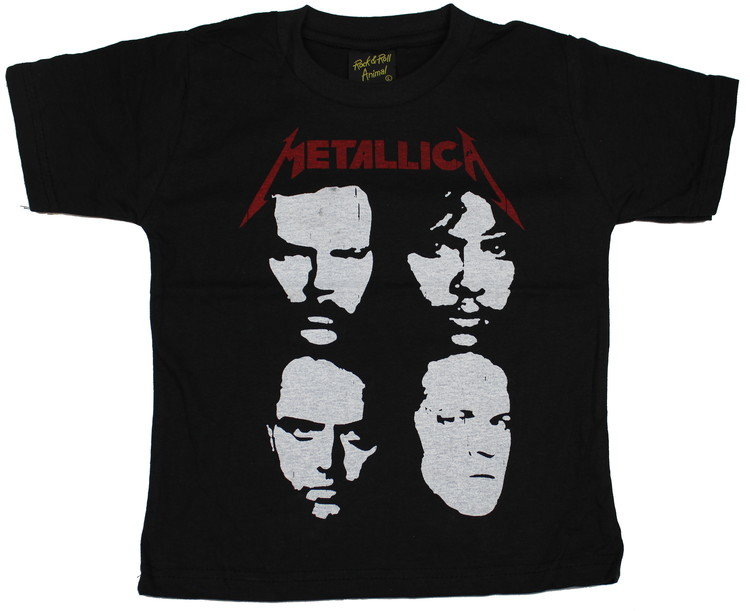 Metallica vintage Barn t-shirt