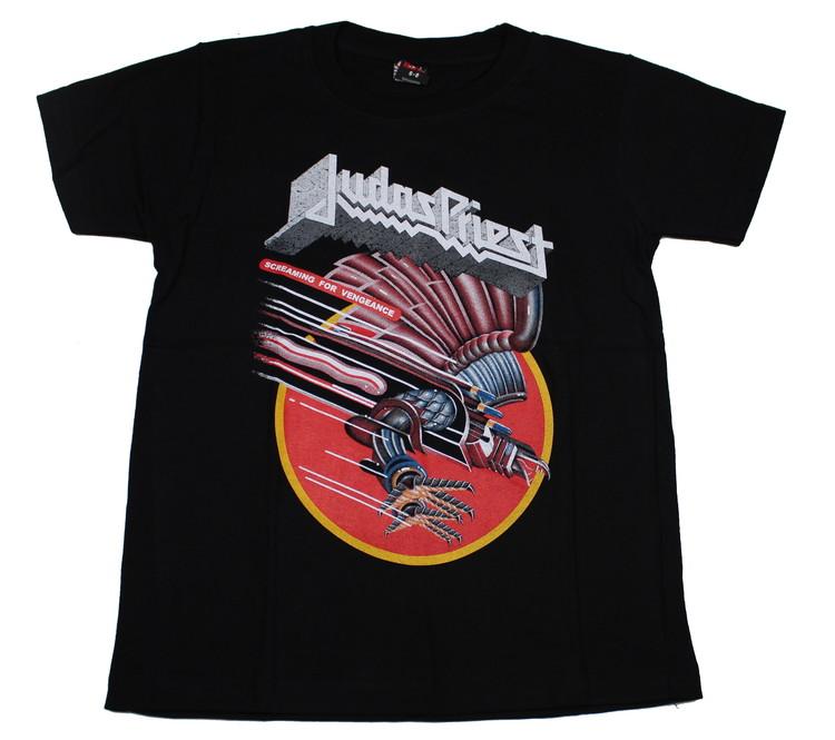 Judas Priest Screaming for vengeance Barn t-shirt