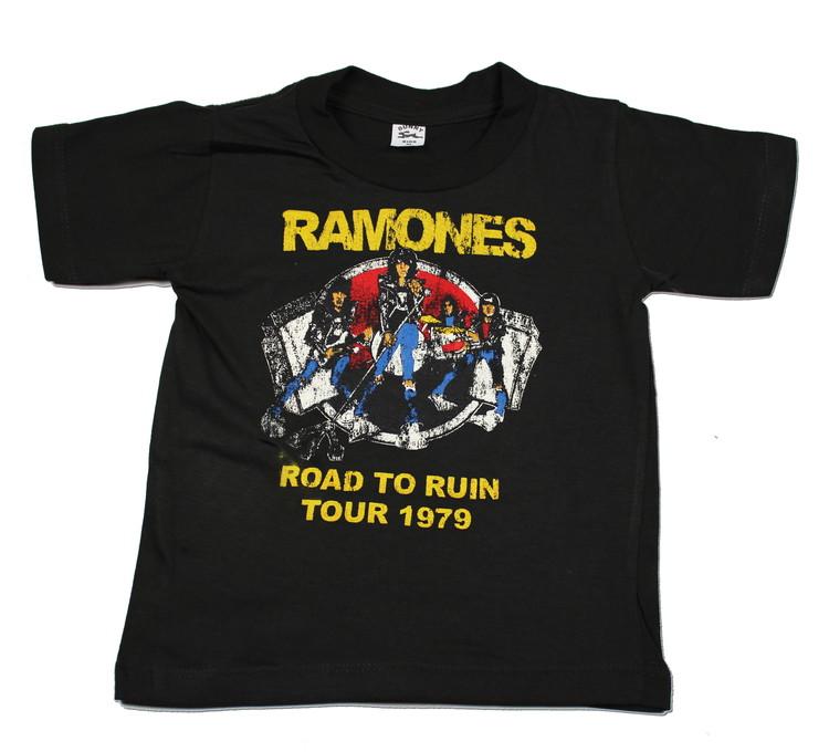 Ramones Road to ruin vintage Barn t-shirt