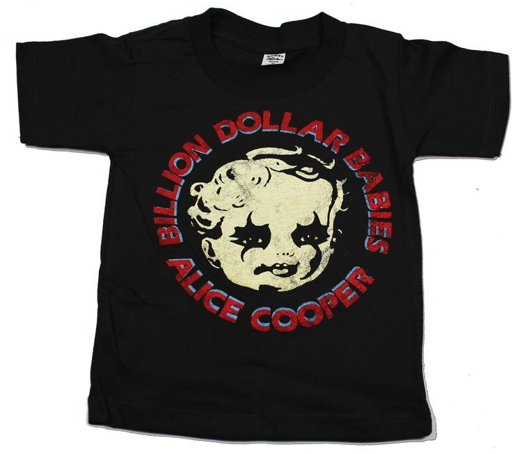 Alice cooper Billion dollar babies Barn t-shirt