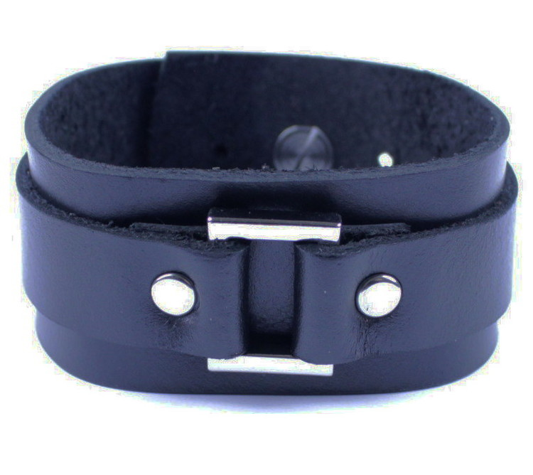 Läderarmband