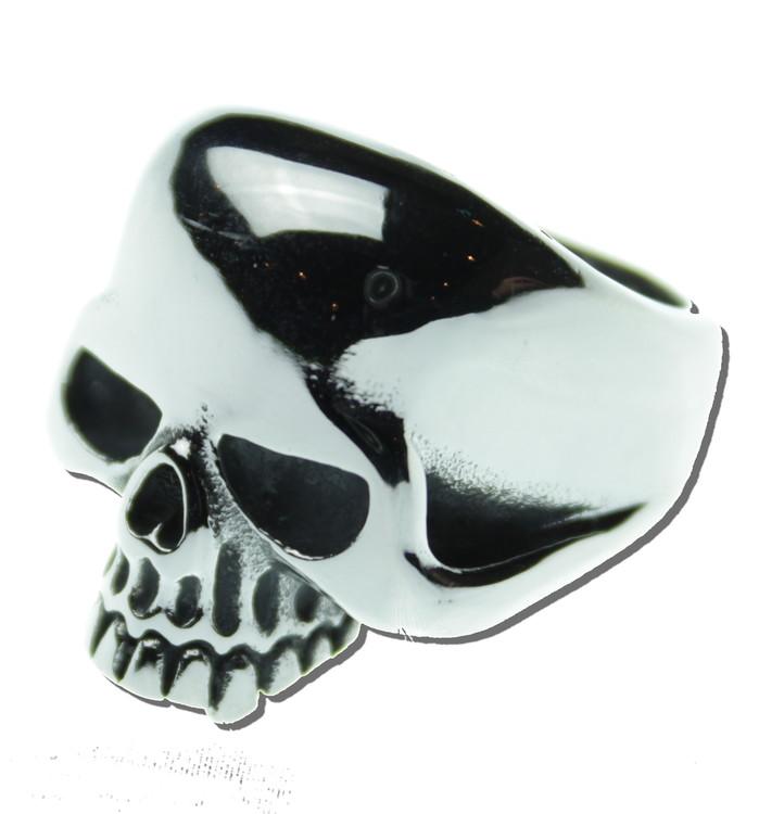 Plain skull