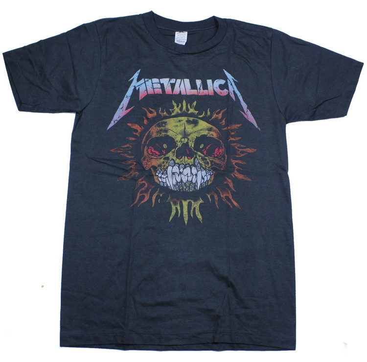 Metallica skull T-shirt