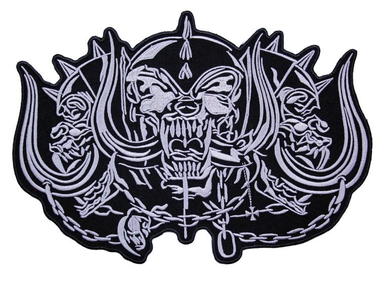 Motörhead Tripple heads XL