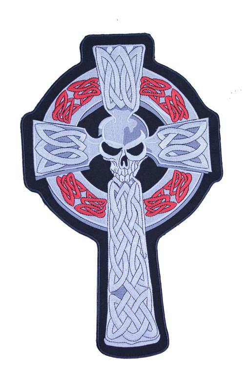 Cross/skull XL