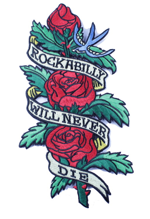 Rockabilly will never die XL