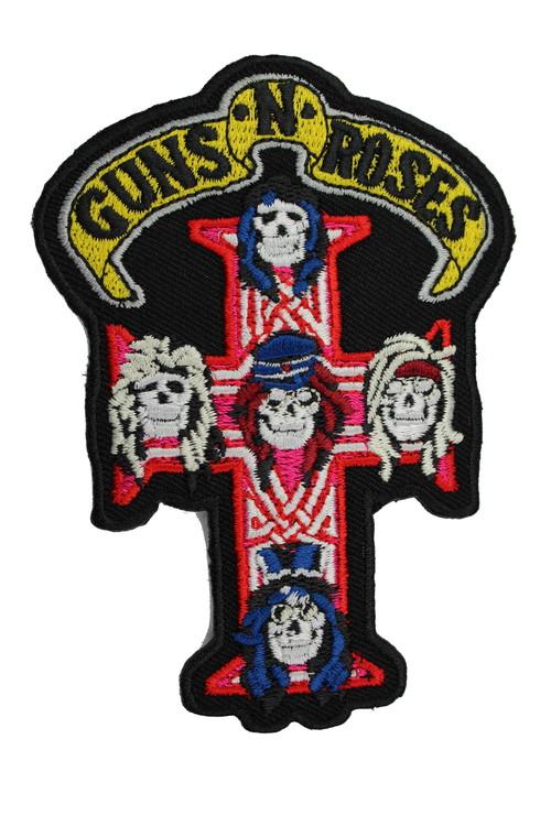 Guns n roses cross