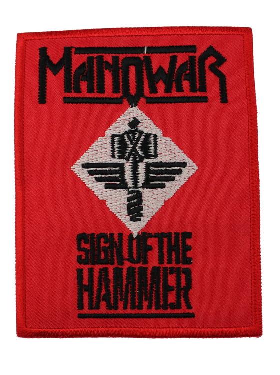 Manowar sign of the hammer