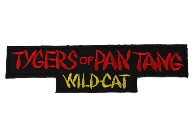 Tygers of pan tang Wild cat
