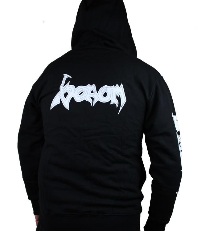 Venom Black metal Hoodie