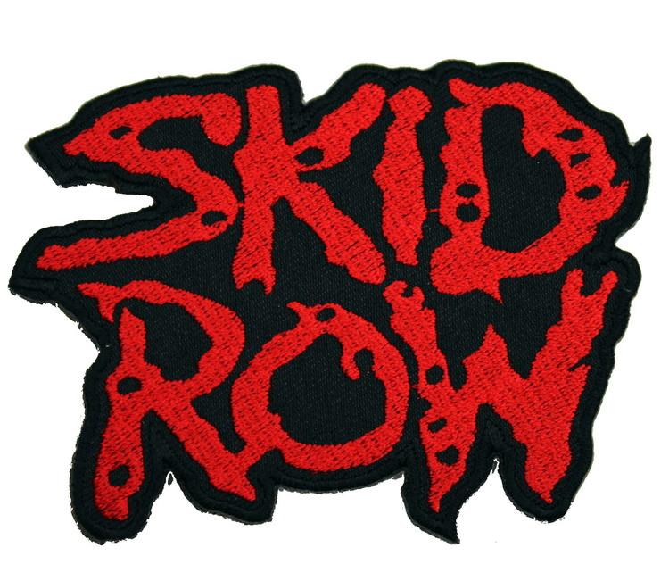 Skid row red
