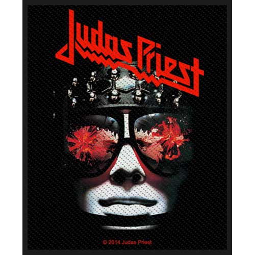 Judas Priest Patch: Hell Bent for Leather