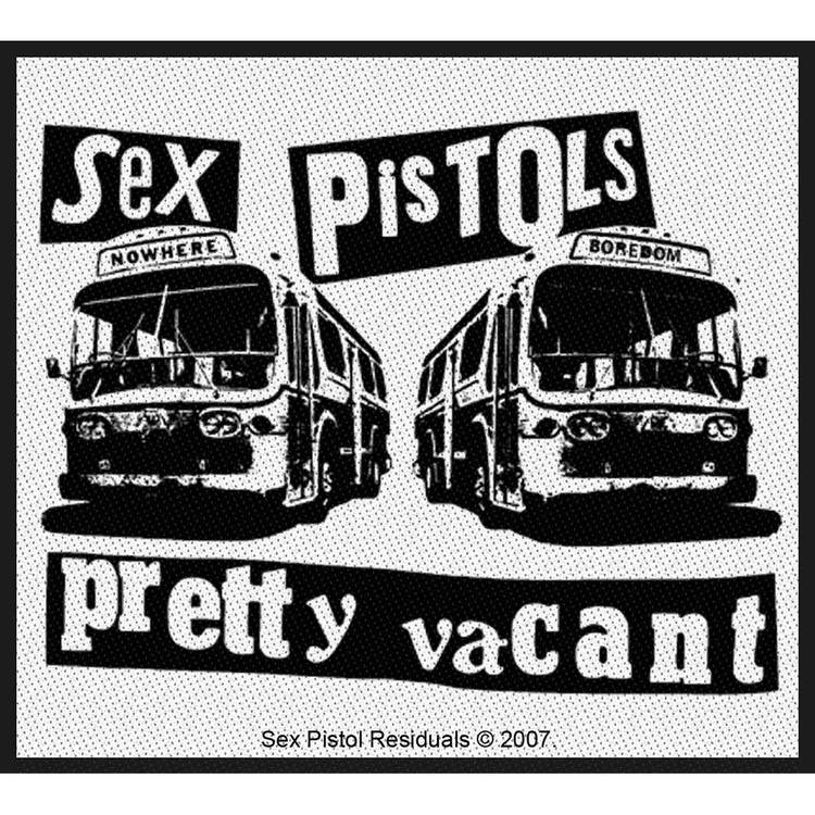 The Sex Pistols Patch: Pretty Vacant