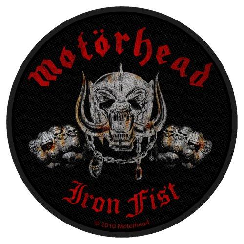 Motörhead Patch: Iron Fist