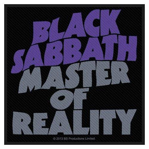 Black Sabbath Patch: Master Of Reality
